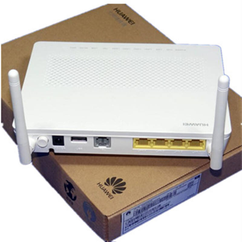 Best price Original Huawei HG8546M GPON ONU 4LAN 1voice WIFI USB Antenna ONU 8546m English Version