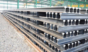 Chinese standard 8 kg light iron rail