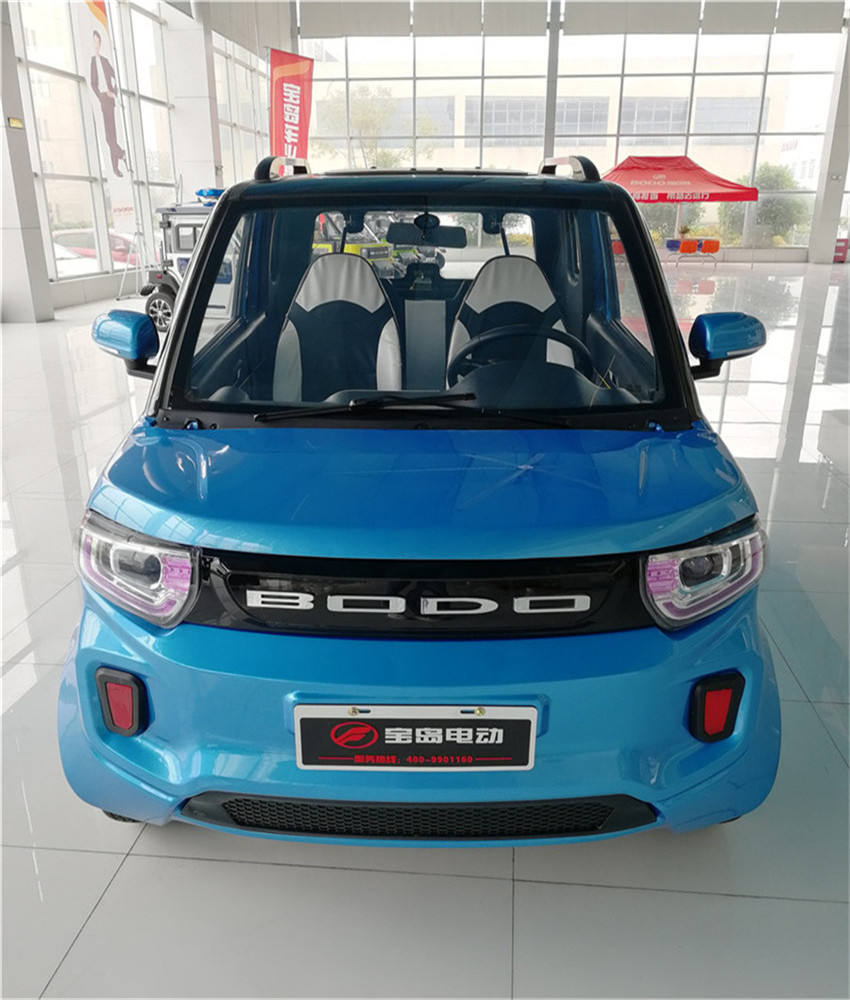 Green  energy  low speed china smart electric car for sale from BODO