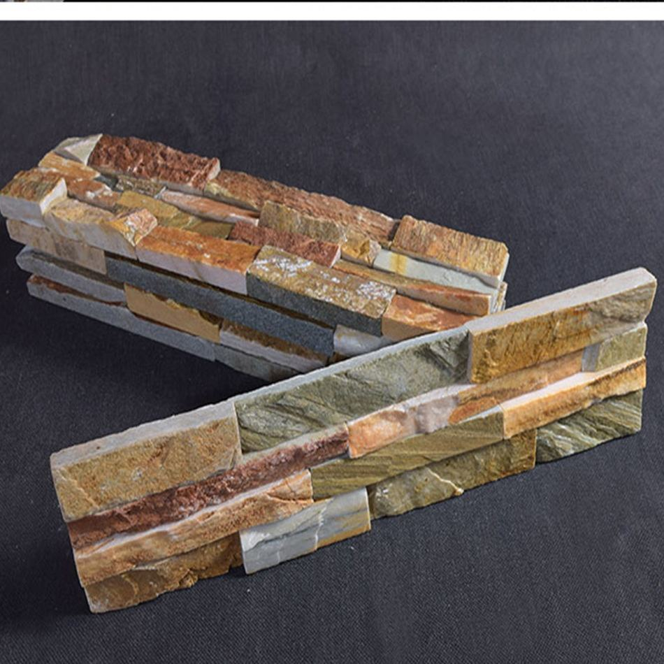 beige rough slate stone veneer natural stone wall cladding for interior exterior