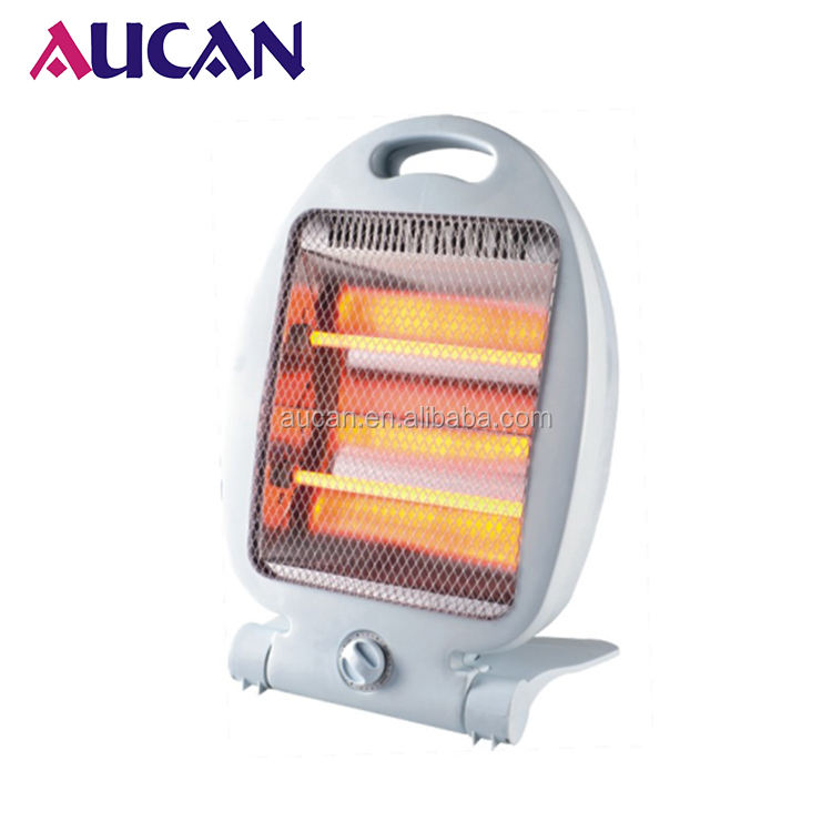 CE/ROHS/ERP approval 800W classic fish heater/ electric portable halogen and quartz infrared heater