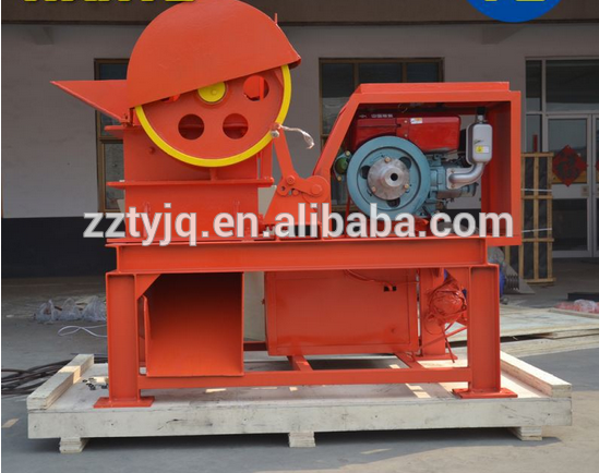 zinc ore crusher machine For exporting With ISO9001