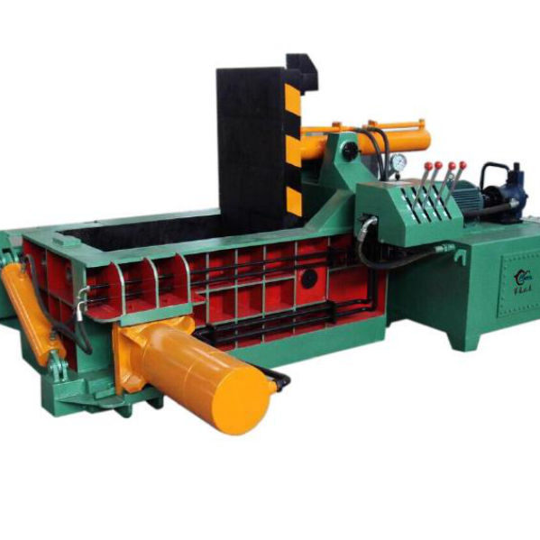 Auxiliary equipment Electrolytic Copper Plate Automatic Feeder and scrap baler for copper rod casting machine production