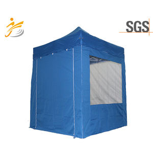 Outdoor big waterproof steel frame gazebo canopy tents for camping