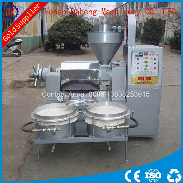 factory full automatic oil machine name