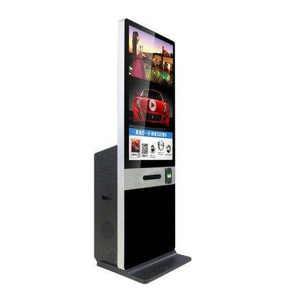 43inch Hot Sell Portable Vending Machine Digital touch screen ir touch screen for photobooth with camera and printer LCD display