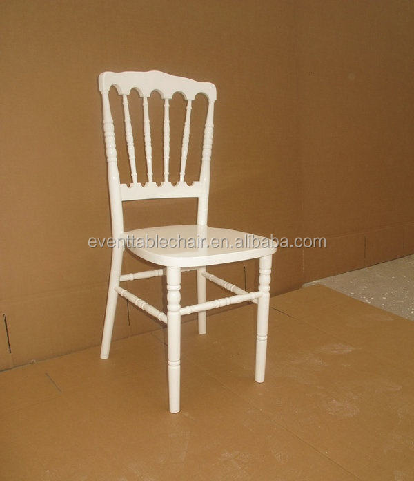 Wholesale High Quality Banquet Hotel Wooden Napoleon Stacking Chairs