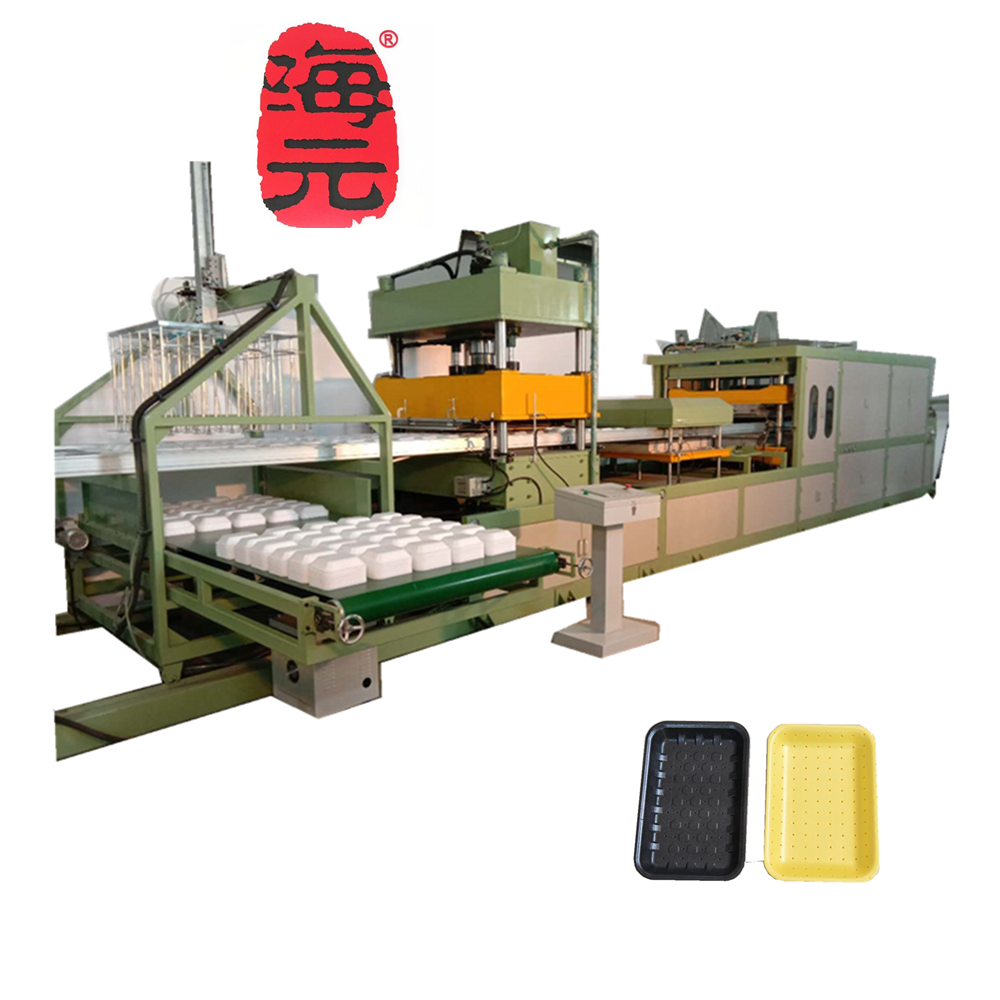 Foaming Machine Processing Type disposable fast food box machine