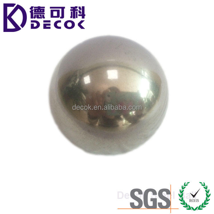 Chinese factory 2 inch 3 inch 4 inch 5 inch 6 inch bearing ball large chrome steel ball