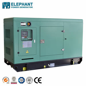 Super Silent type 20kva aksa diesel power generator 60db