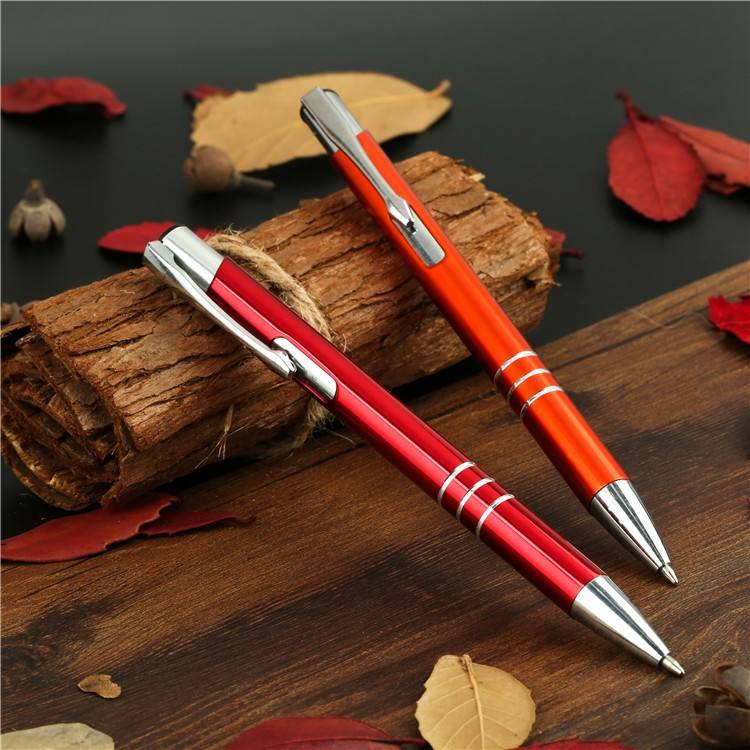 Nice designed promotional pen with logo