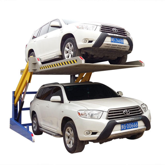 Home Garage Hydraulic Vertical Car Lift Platform
