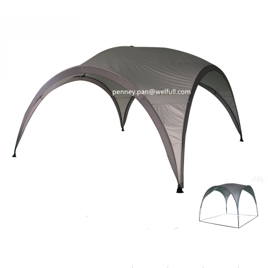 Large Waterproof Outdoor beach tent for beach sun shelter