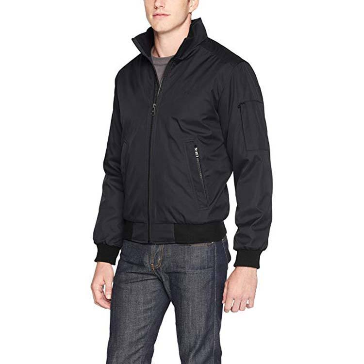 Wholesale men jackets Classic Fashion Rip Stop softshell outdoor bomber Jacket