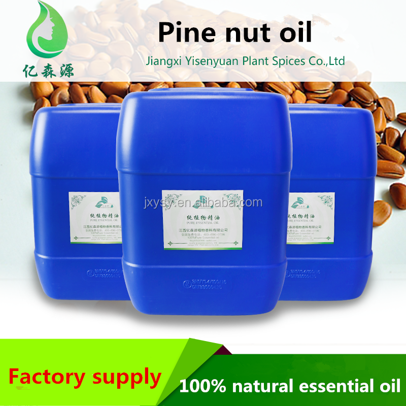High Pinolenic Acid Siberian Pine Nut Oil Red Pine Seed Oil With Free Sample