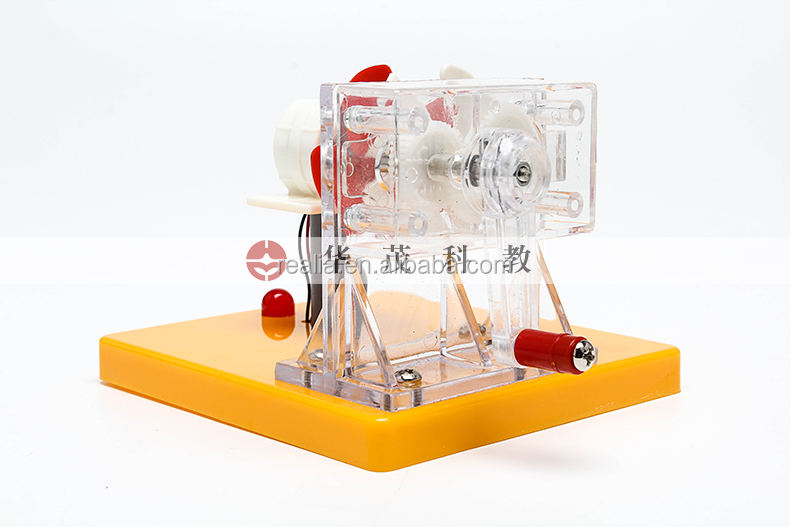 HM-PD010 Ningbo Huamao Mini hand Wind Power Generator