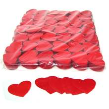 Confetti Pop and Biodegradable Paper Heart Popper