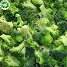 IQF Import bulk chinese organic brands frozen broccoli with wholesale prices