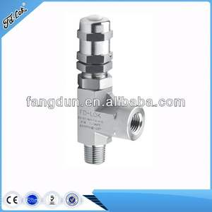 High Efficiency Pressure Safety Relief Valves