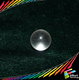 High Index of Refraction Ball Lens for optical