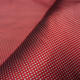 red jacquard woven silk necktie fabric