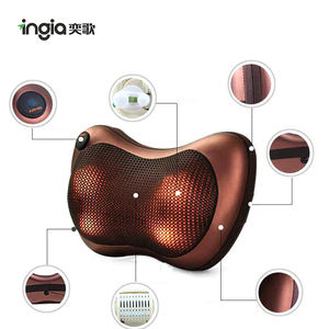 Best Price Multi-Function Electronic Cushion Neck Shiatsu Massage