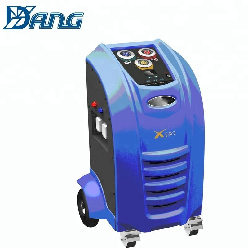 Portable air conditioner R134A R1234y gas refrigerator Refrigerant recovery recycling unit machine manufacturer with best price
