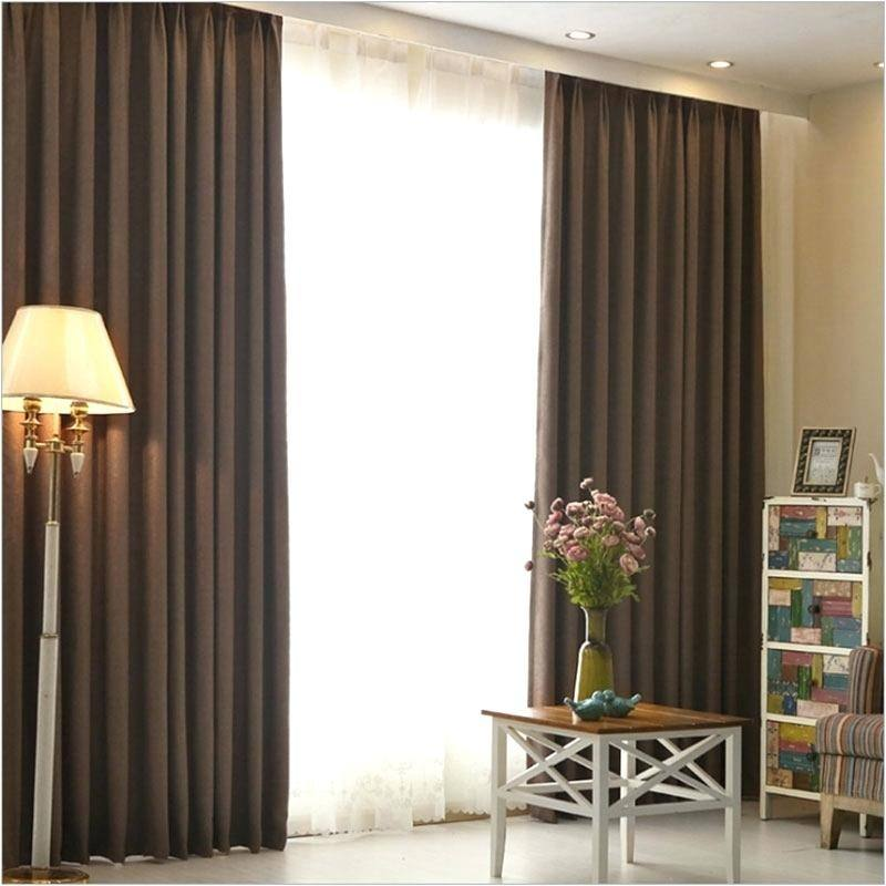 New design Polyester hotel used Curtains and drape curtains