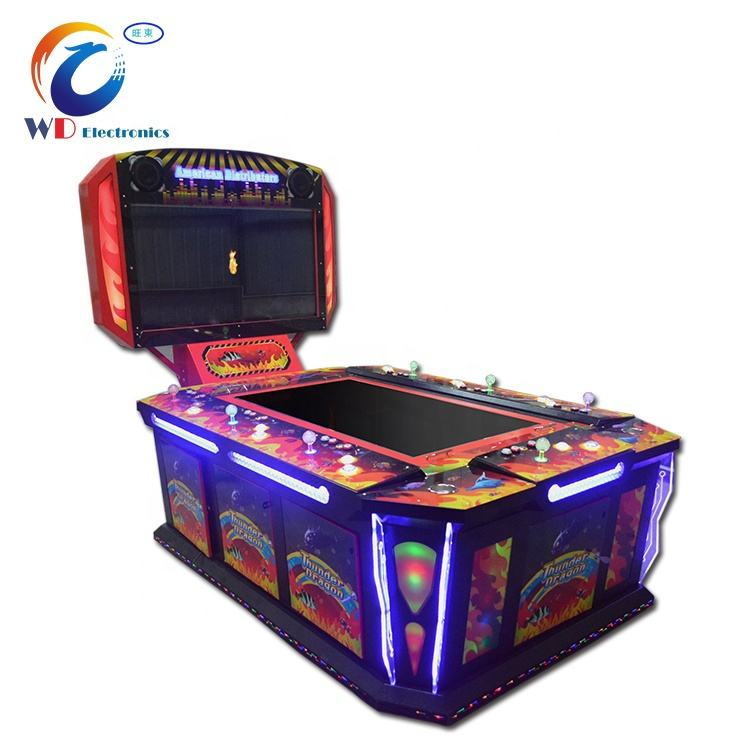 Vissen Game Room Oceaan Koning 2 Beste Holding Fish Hunter Game Machine Met Jackpot