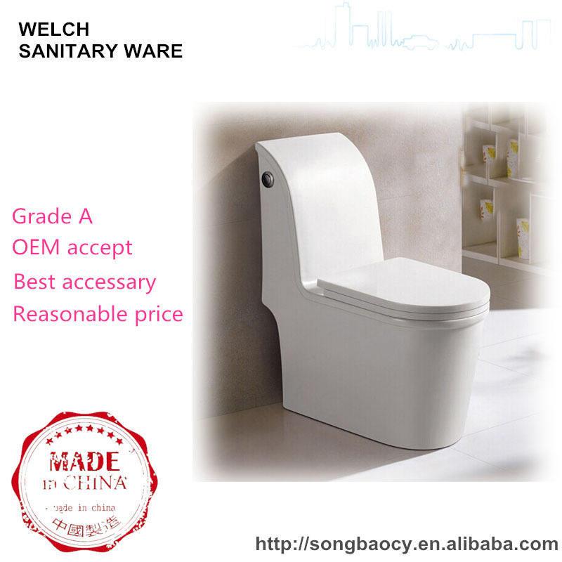 8095 El más <span class=keywords><strong>nuevo</strong></span> diseño de una sola pieza armario inodoro de lavado