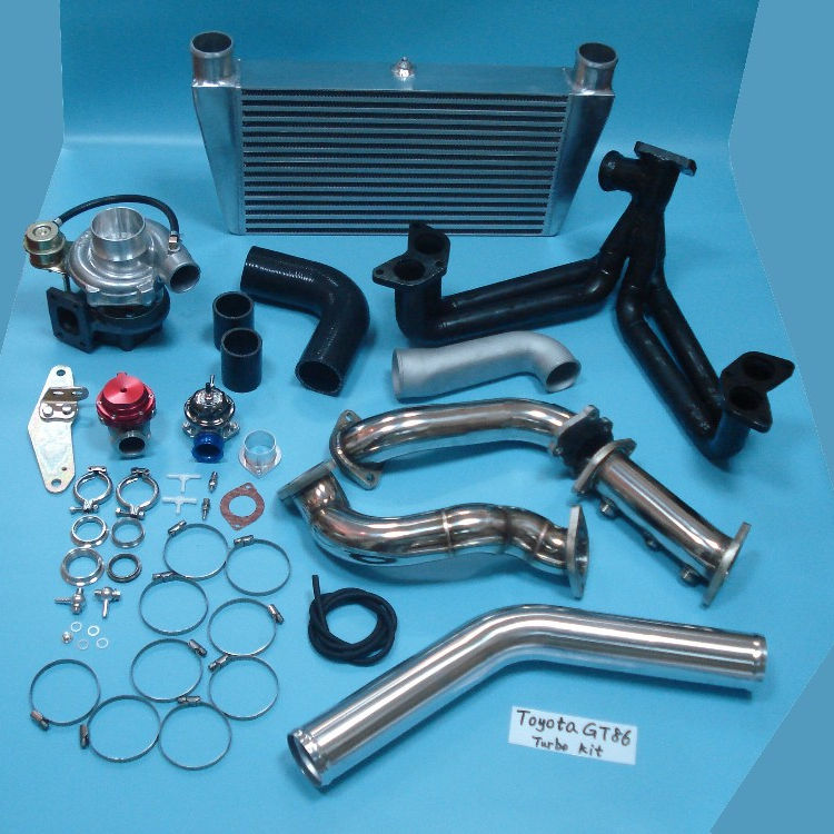 BRZ turbo kit kit turbocompressore per subaru brz/toyota gt86 set completo kit turbo