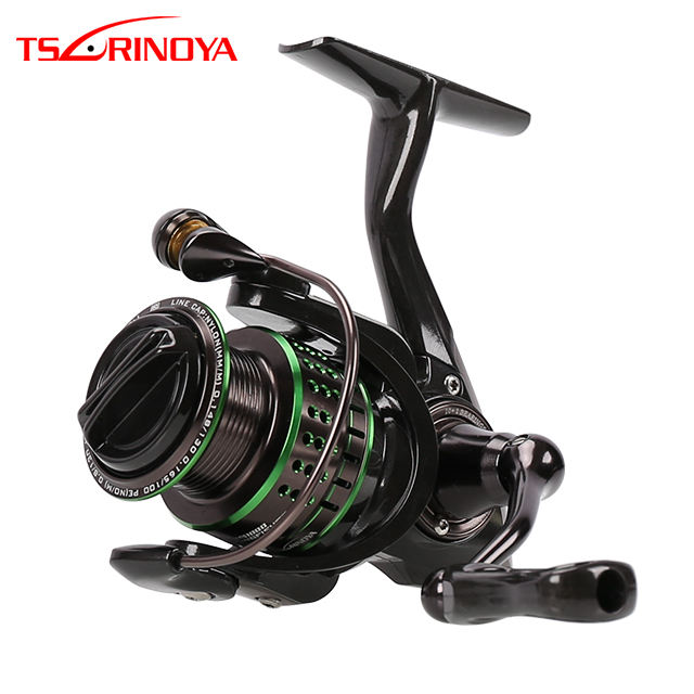 Tsurinoya Spinning Fishing Reels KingFisher 1000 10+1BB 162g Carbon Fiber Fishing Reel