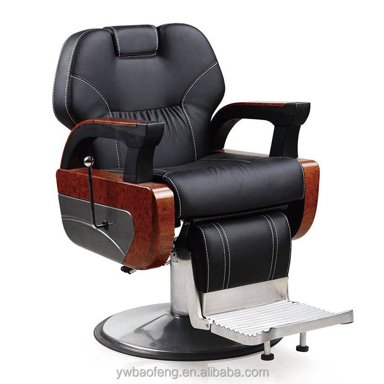 Hot sale vintage heavy duty hydraulic man barber chair for sale cheap