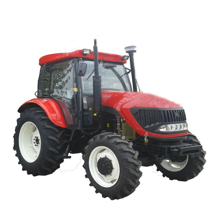 YTO 854 farm tractor agricultural equipment 85hp 4wd tractor for sale in USA