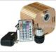 controllable speed twinkle led optical fiber light illuminator