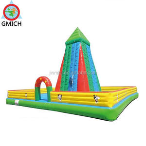 Climbing Inflatable Dinding Kastil Inflatable Natal Bouncer Inflatable Castle Labirin