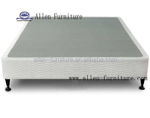 Wholesale Cheap 9 Inch High Profile Rta Mattress Foundation Box Spring Queen