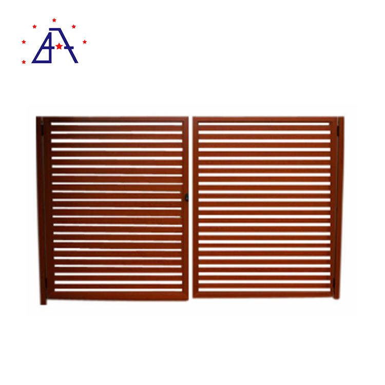 Easily Assembled Aluminum Slat
