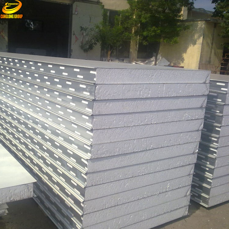 New products xps eps sandwich panel for fireproof partition wall