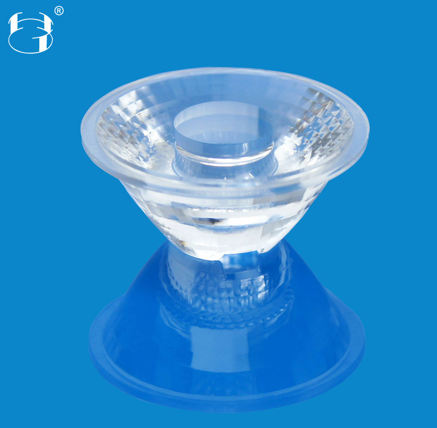 Led optical cob lens from China lens plant