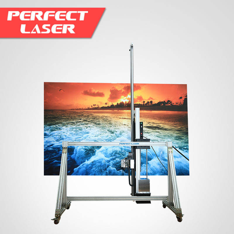 High Definition 3D Automatic Vertical Printer/Wall Inkjet Printer