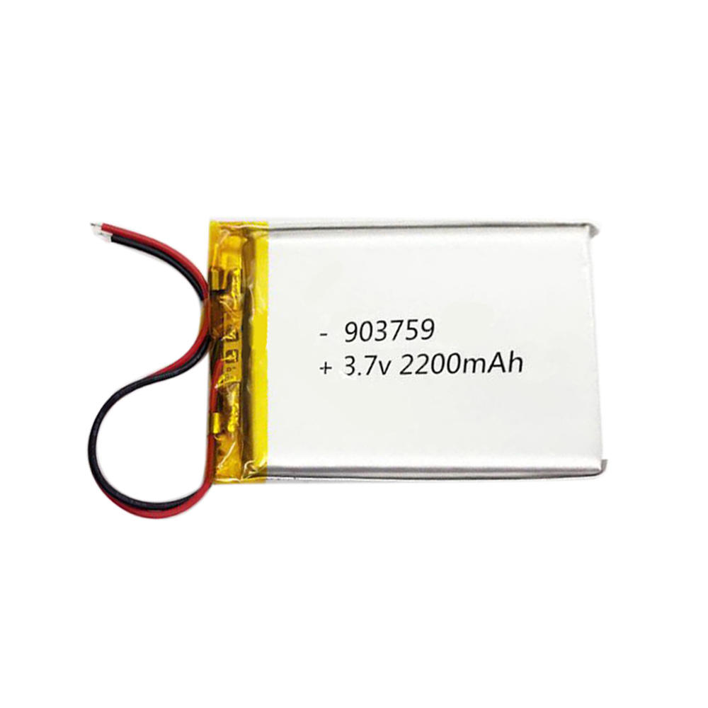 804261 lipo 3.7v 2200mah manual for power bank