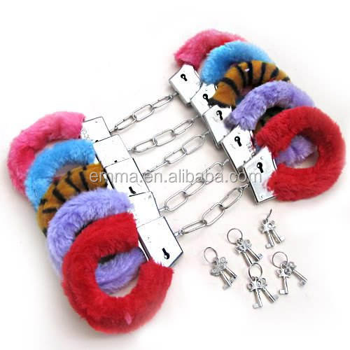 All kinds of fury mini handcuff handcuff key HK12030