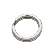High Strength Stainless Steel Split Rings,rolling swivel,fishing tackle