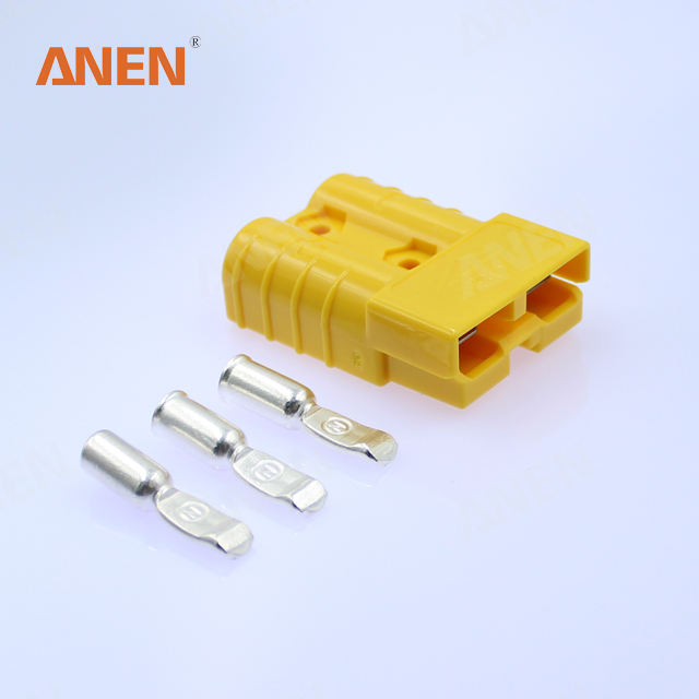 ANEN 2 pin 50A 600V Automotive Car Battery Wire Connectors