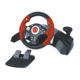 QEOME China cheapest price 180 steering angle video gaming steering wheel for PS3 PS2 PC