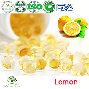 OBM Supply Bulk Pure Lemon Balm Extract Essential Oil Softgel Capsule