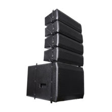 Accuracy Pro Audio LA412D-KIT New product china pa 1000 watt concert stage active line array speaker sound system