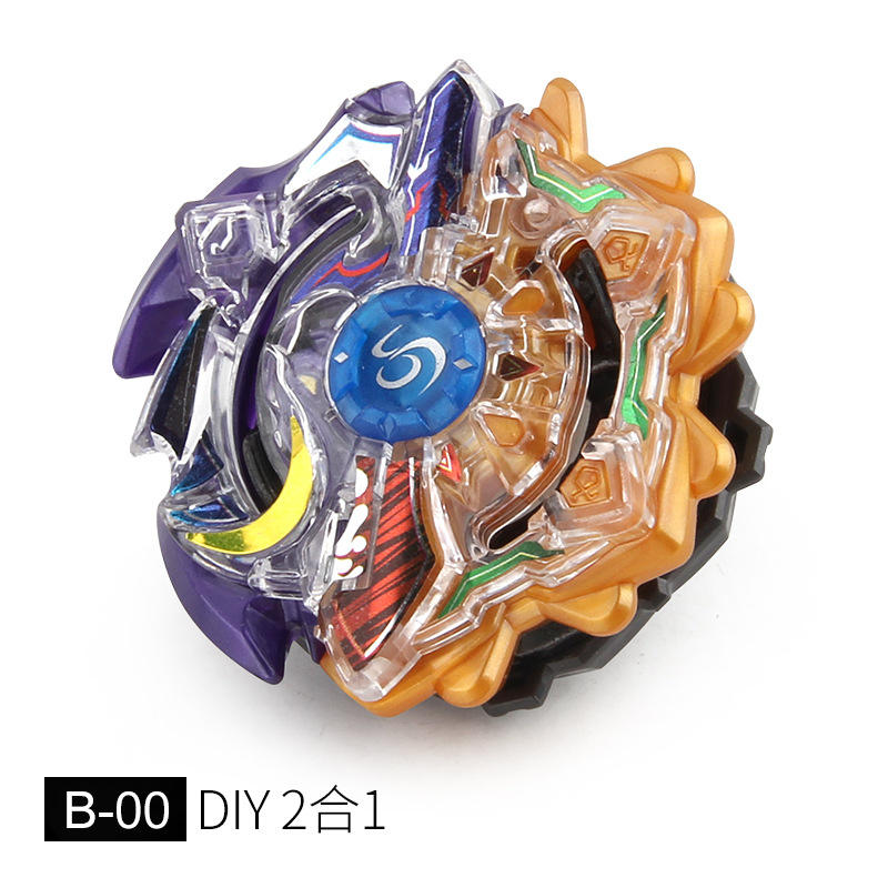 Metal spinning top Burst toys gyro single sale