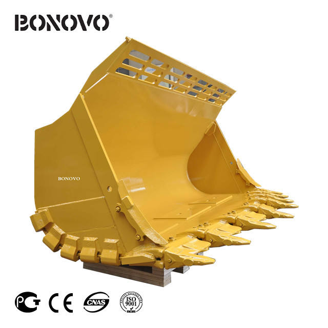 CAT988 Rock Loader Bucket for Loader Heavy Equipment